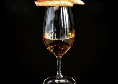 Amontiallado sherry & montaditos